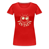 T-Shirts ~ Women's Premium T-Shirt ~ Fantazia Glow in the Dark Ladies T