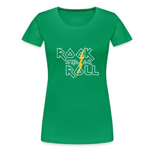 Rock Tee - Women's Premium T-Shirt