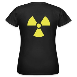 Radioactive Womens - Women's T-Shirt