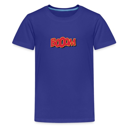 Boom - Teenager Premium T-shirt