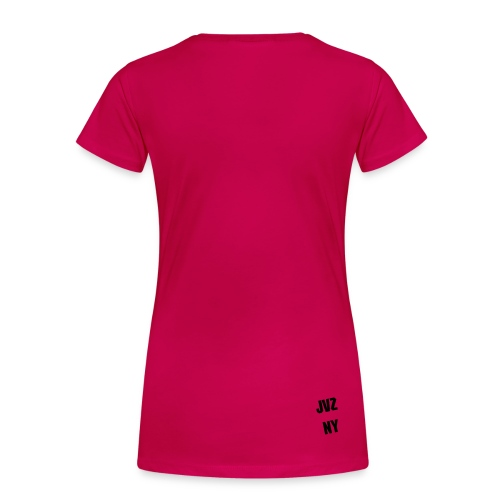 Ladies Shirt Think Pink - Women's Premium T-Shirt