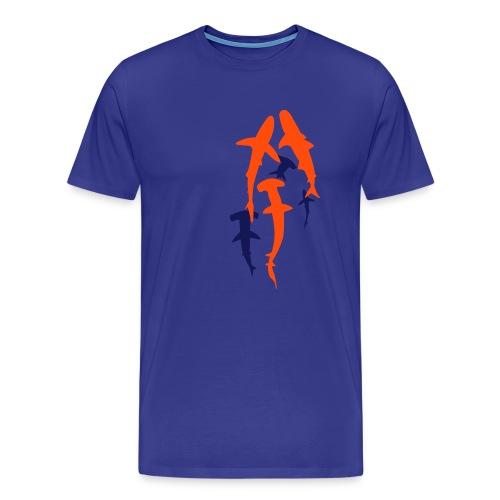 FishShop Homme 2 - T-shirt Premium Homme