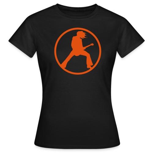 Rock'n'Rolla Girl - T-shirt Femme