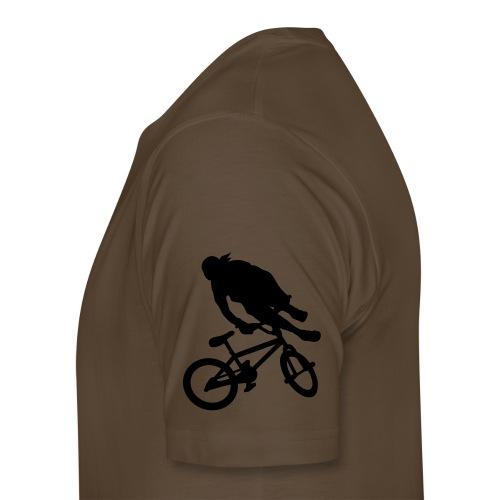 bmx tee - Men's Premium T-Shirt