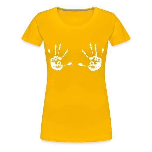 Naughty ! - Women's Premium T-Shirt