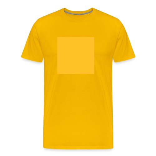 [NEW] Scribble T-Shirt (YELLOW) - Men's Premium T-Shirt