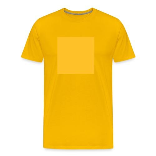 [NEW] Scribble T-Shirt (YELLOW) - Men's Premium T-Shirt