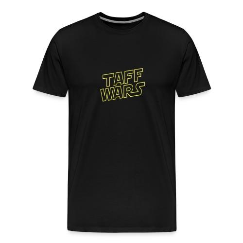 Taff Wars BLACK XXXL Shirt - Men's Premium T-Shirt