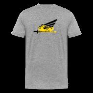 Tee shirts ~ T-shirt Premium Homme ~ T-shirt - Logo Fireblade Zone - Coloris au choix