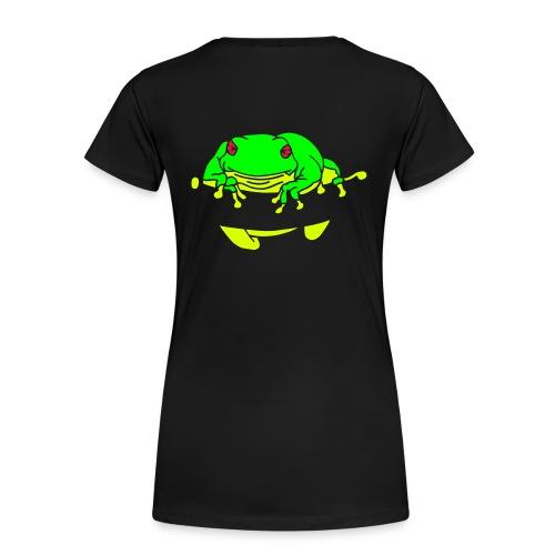 La Raganella - Women's Premium T-Shirt