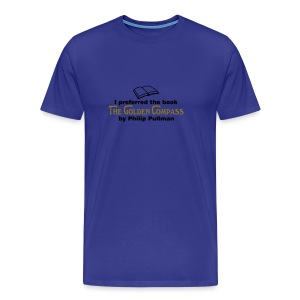 The Golden Compass (Preferred Book) V.Clrs - Men's Premium T-Shirt