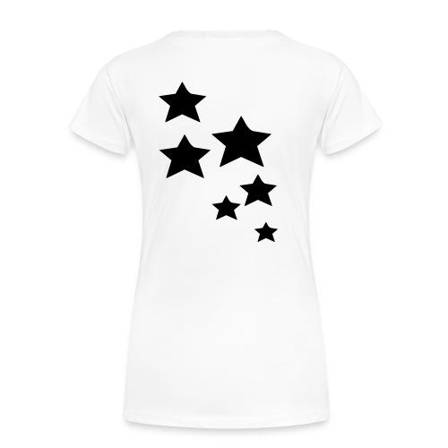 Stars Girly - Frauen Premium T-Shirt