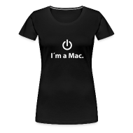 T-Shirts ~ Frauen Premium T-Shirt ~ I'm a Mac
