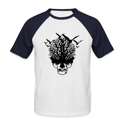 ZETA - T-shirt baseball manches courtes Homme