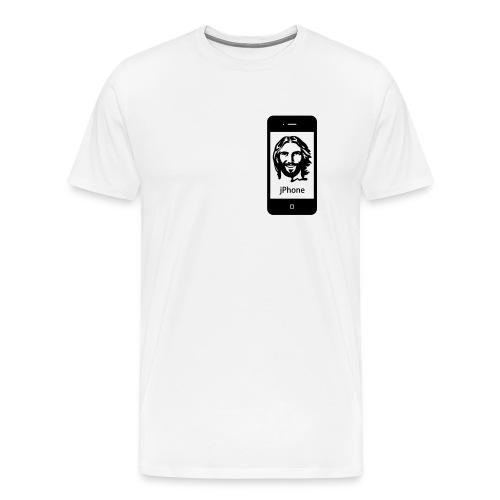 jPhone - Männer Premium T-Shirt