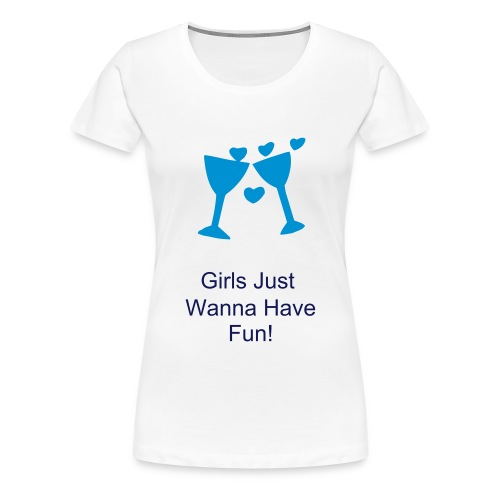 Fun - Women's Premium T-Shirt