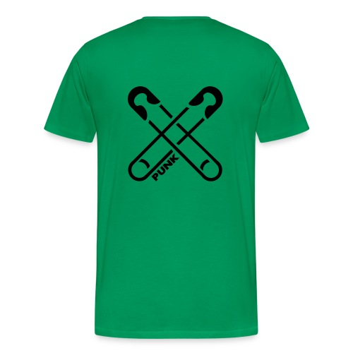 tshirt punk - T-shirt Premium Homme