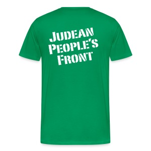 People's front... - Men's Premium T-Shirt