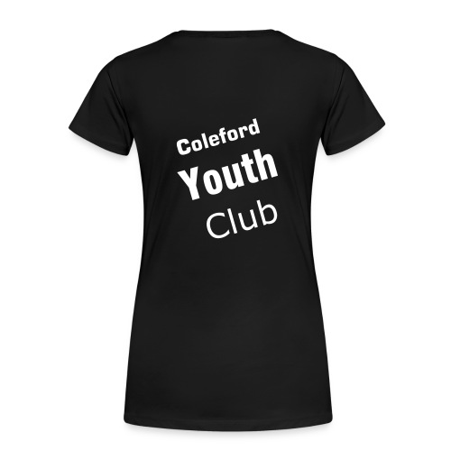 Womens Coleford Youth Club - Women's Premium T-Shirt