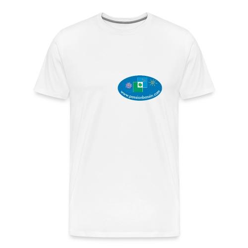 T-shirt XXXL Passion Bassin - T-shirt Premium Homme
