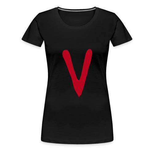 Camiseta Resistencia Girl 1 - Camiseta premium mujer