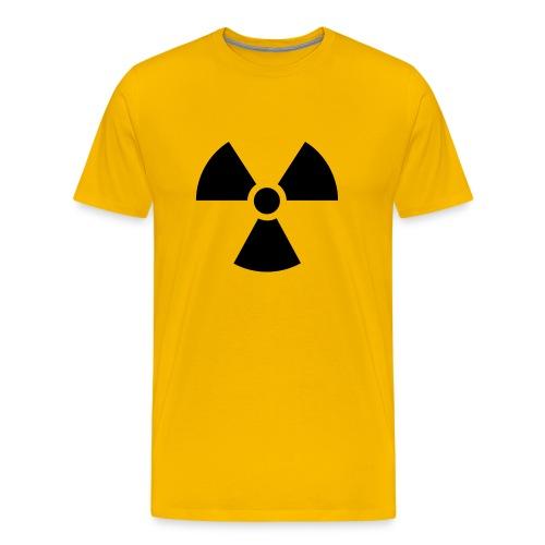 Radioaktiv - Männer Premium T-Shirt