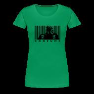 T-Shirts ~ Women's Premium T-Shirt ~ Bling Kong