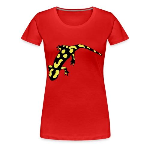 0,1 gigliolii bunt - Frauen Premium T-Shirt