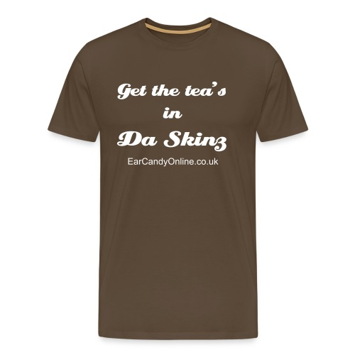 Get the Tea's in T-Shirt - Men's Premium T-Shirt