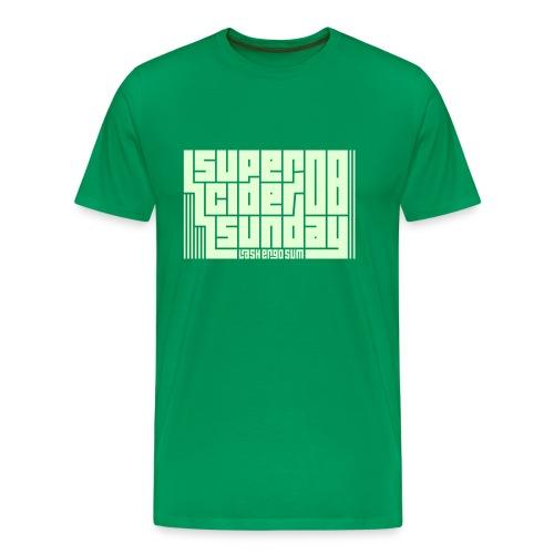 Super Cider Sunday 08 - Men's Premium T-Shirt