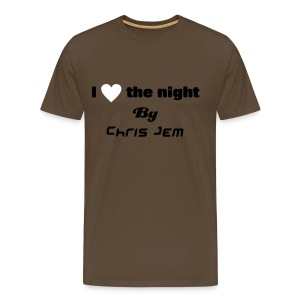 Clubing Chris Jem Men - T-shirt Premium Homme