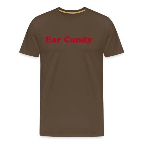 Ear Candy T-Shirt - Men's Premium T-Shirt