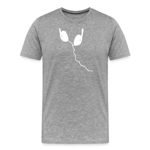 012 'Phones Tee - Men's Premium T-Shirt