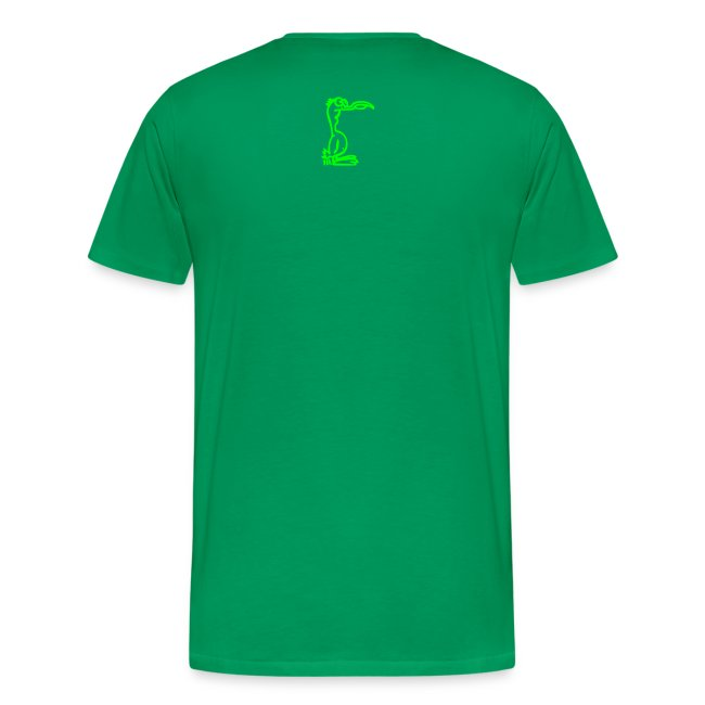 Silly Duck Comfor-T - green
