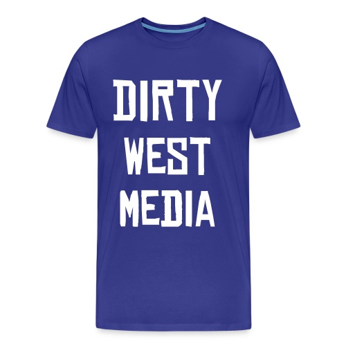 Dirty West tee - Men's Premium T-Shirt