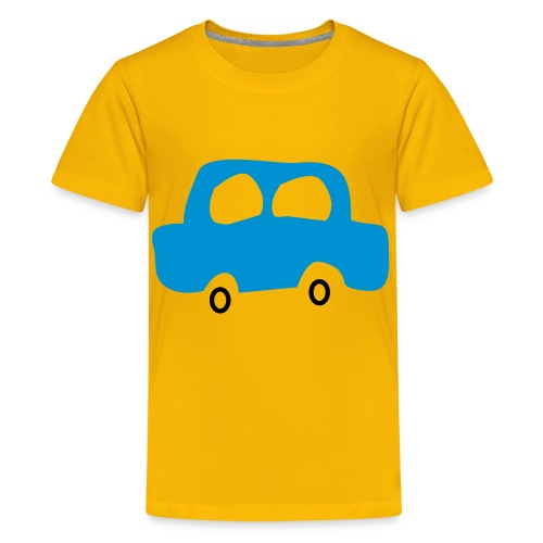 Car - Teenage Premium T-Shirt