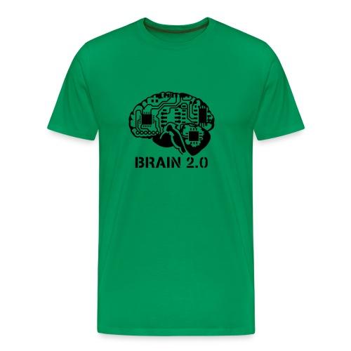 BRAIN - Camiseta premium hombre
