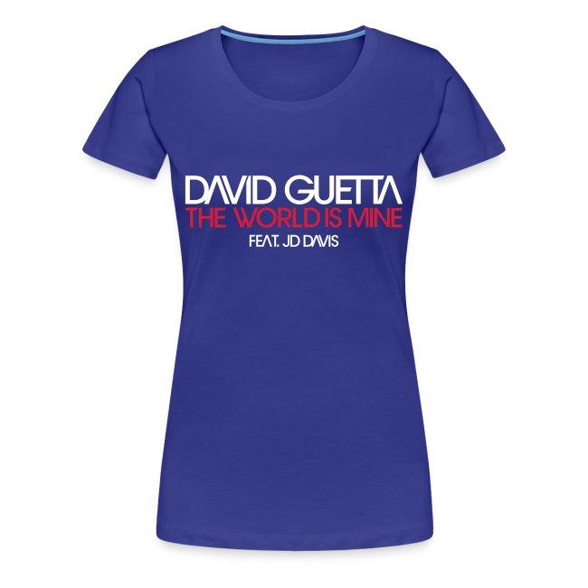 David Guetta World Femme