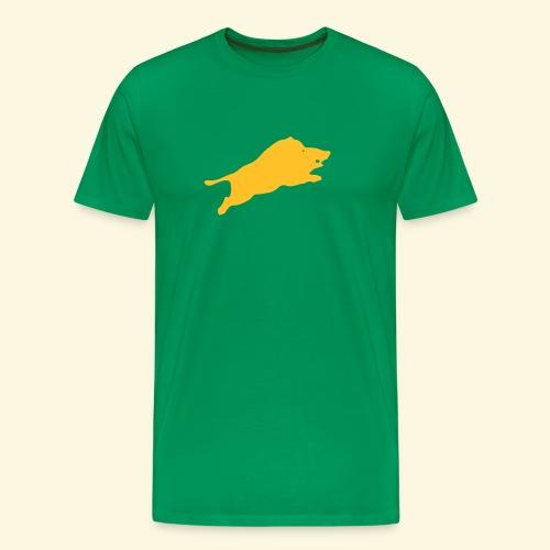 Jägershirt Springsau - Männer Premium T-Shirt