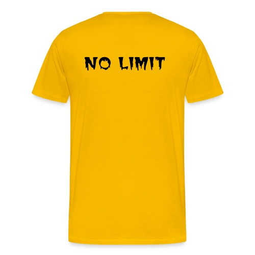 NO LIMIT - T-shirt Premium Homme