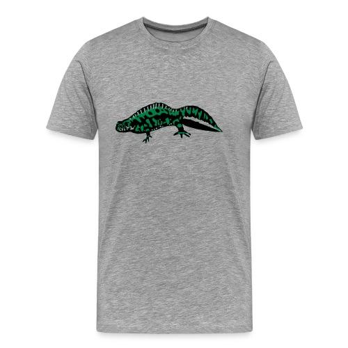 Triturus marmoratus - Männer Premium T-Shirt