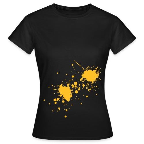 YELLOW SPLURGE - Women's T-Shirt