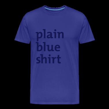 Cielo plain blue shirt Maglietta