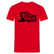 T-Shirts ~ Men's T-Shirt ~ Sphynx Logo (men's)