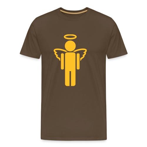 Engel - Männer Premium T-Shirt