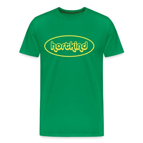 Hortkind - Männer Premium T-Shirt