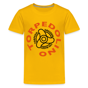 Torpedolino-T-Shirt - Teenager Premium T-Shirt