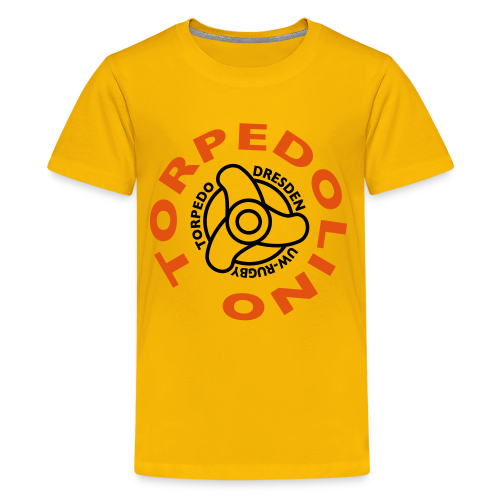 Torpedolino-T-Shirt - Teenager Premium T-Shirt