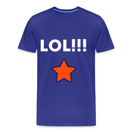 LOL tee - Men's Premium T-Shirt