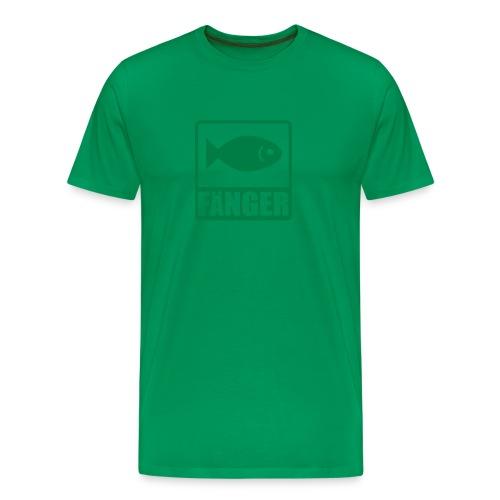 Shirt Fischfänger - Männer Premium T-Shirt